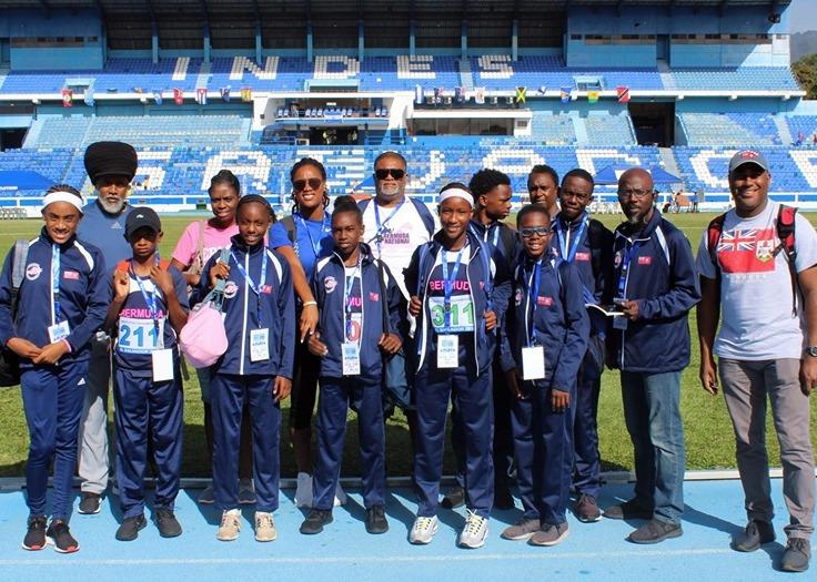 NACAC Championships Bermuda July 2019