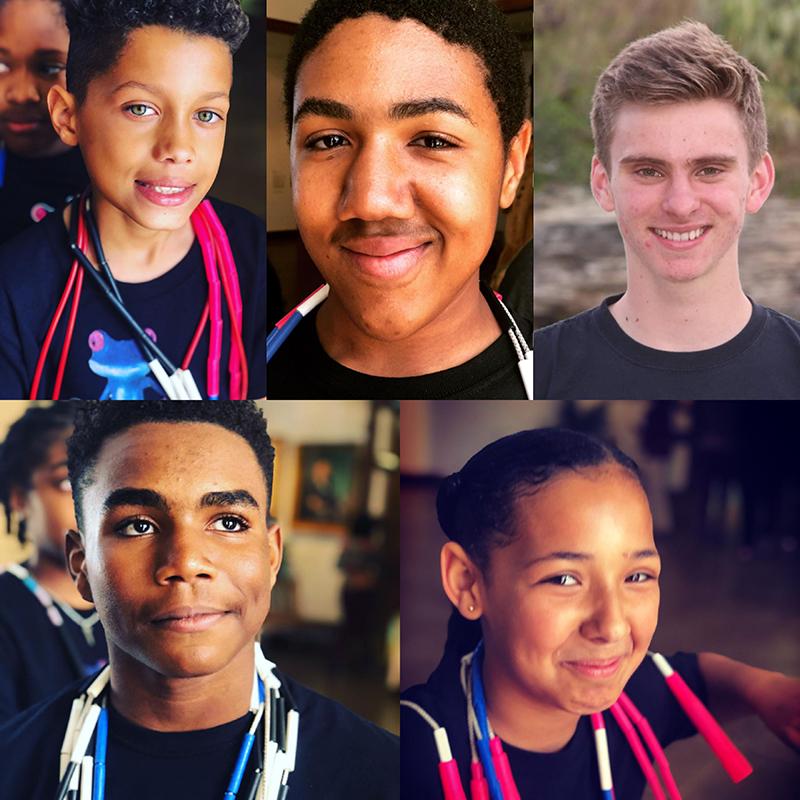 National Jump Rope Team Bermuda July 2019