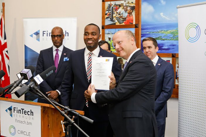 Premier David Burt Circle Bermuda, July 22 2019 (2)