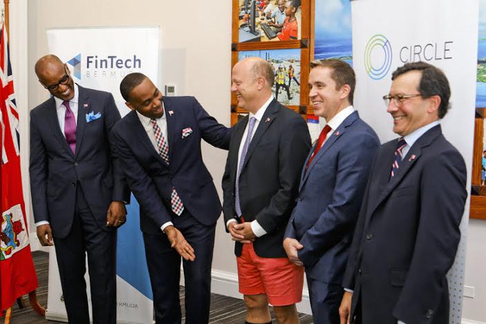 Premier David Burt Circle Bermuda, July 22 2019 (4)