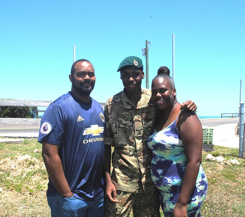 Regiment Bermuda July 8 2019 10
