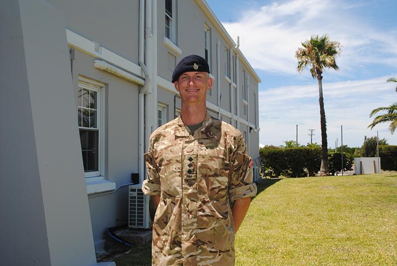 Regiment Bermuda July 8 2019 3
