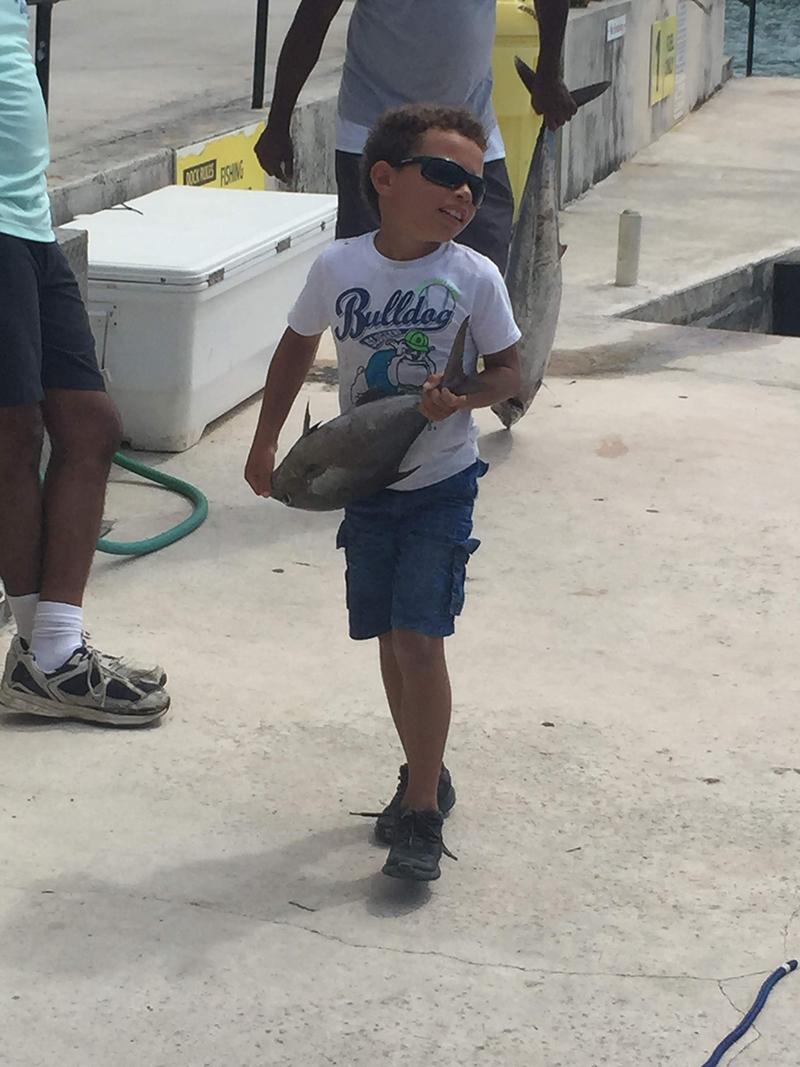 Robinson's Fishing Tournament Bermuda July 2019 (10)