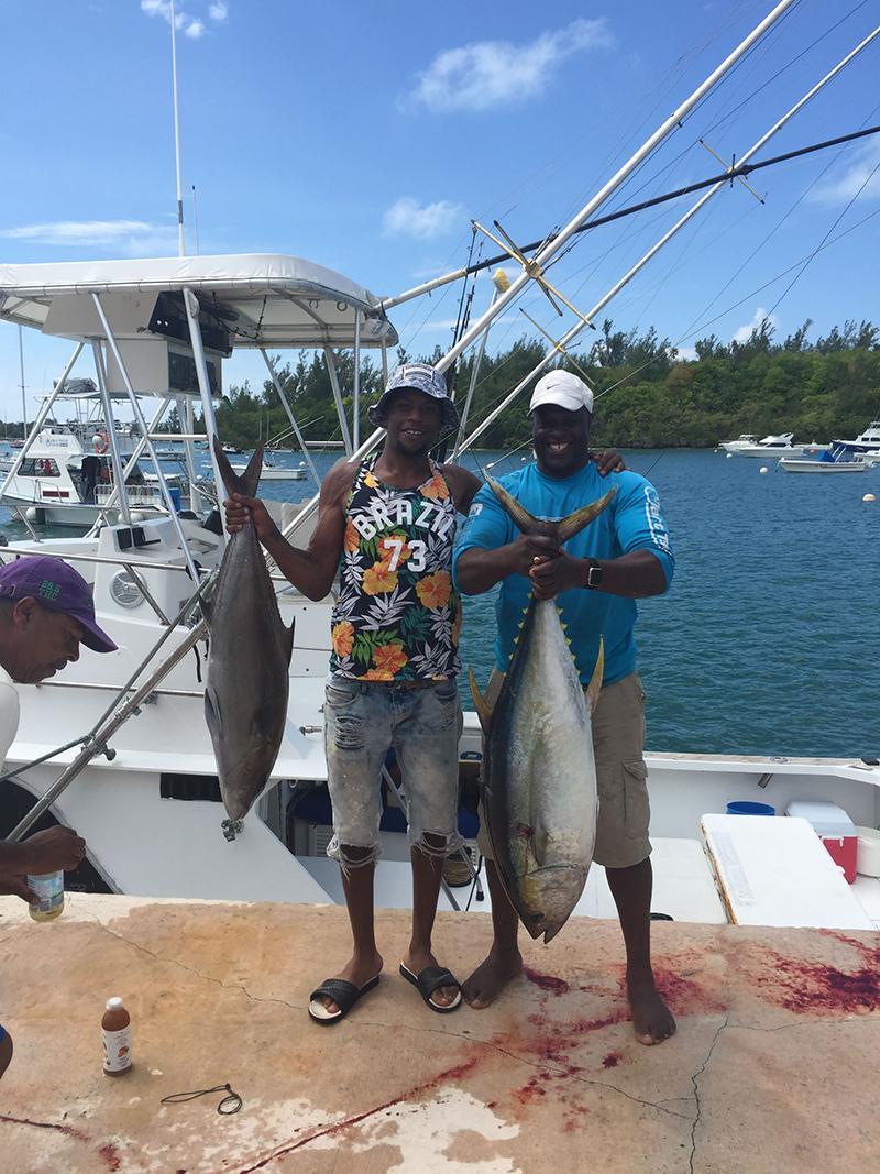Robinson's Fishing Tournament Bermuda July 2019 (15)