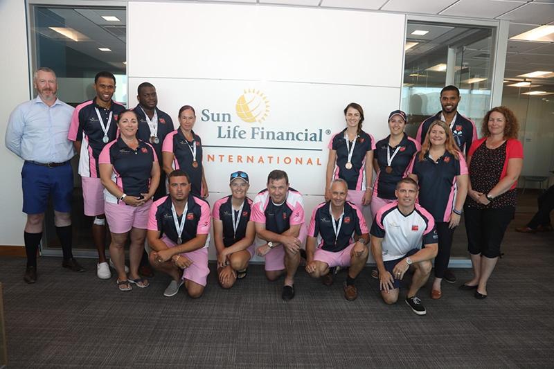 Sun Life Finanacial Natwest Bermuda July 29 2019