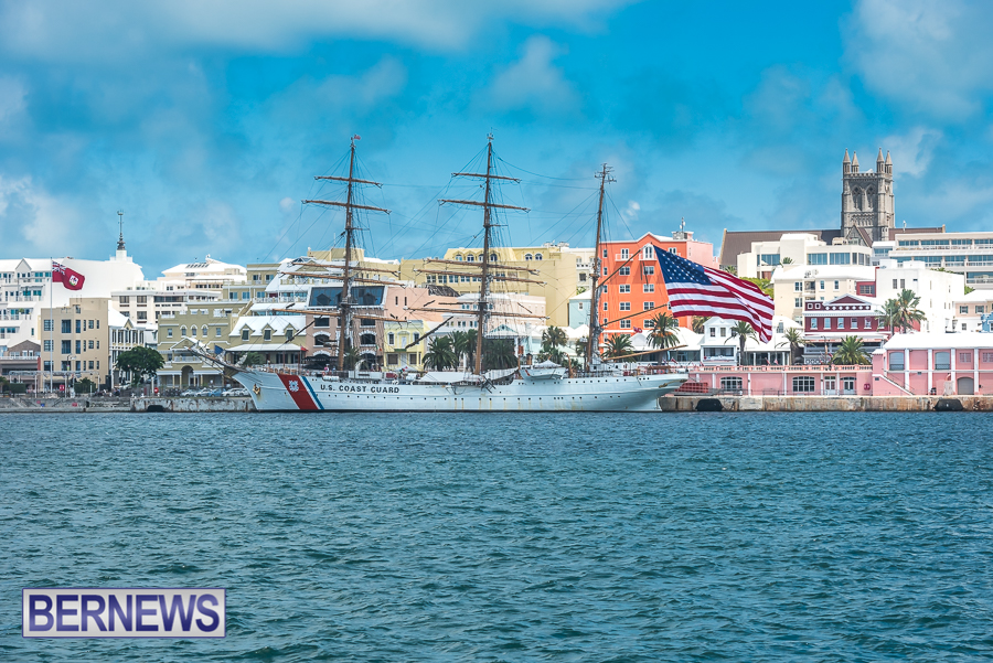 US Coast Guard Eagle Bermuda July 2019 (4)