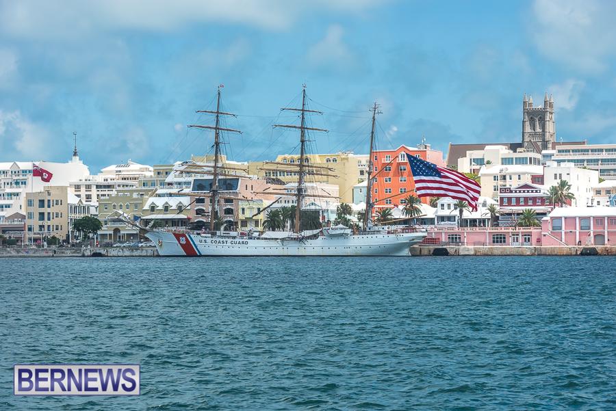 US Coast Guard Eagle Bermuda July 2019 (5)
