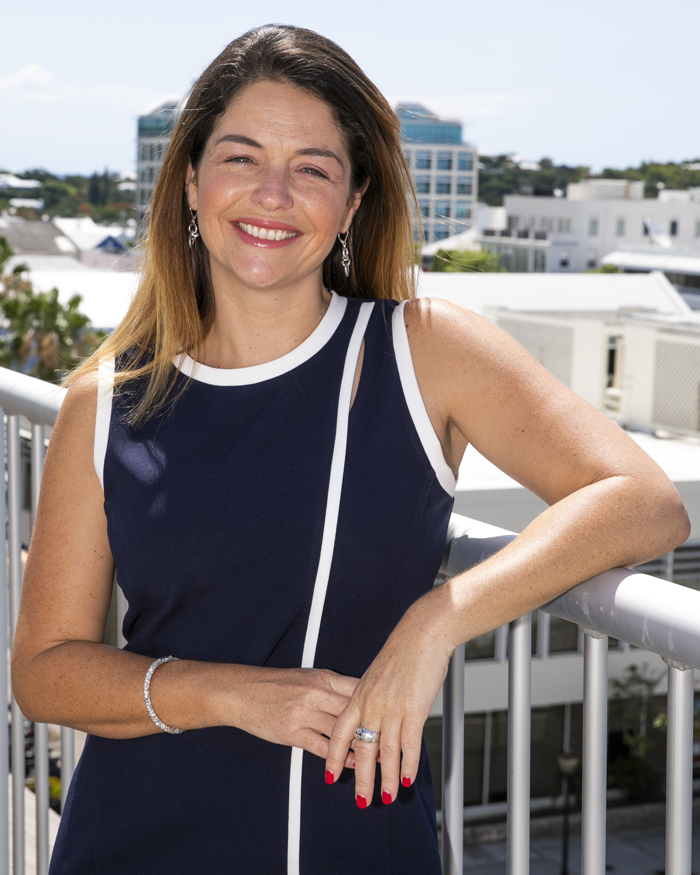 Victoria Pereira Bermuda July 2019