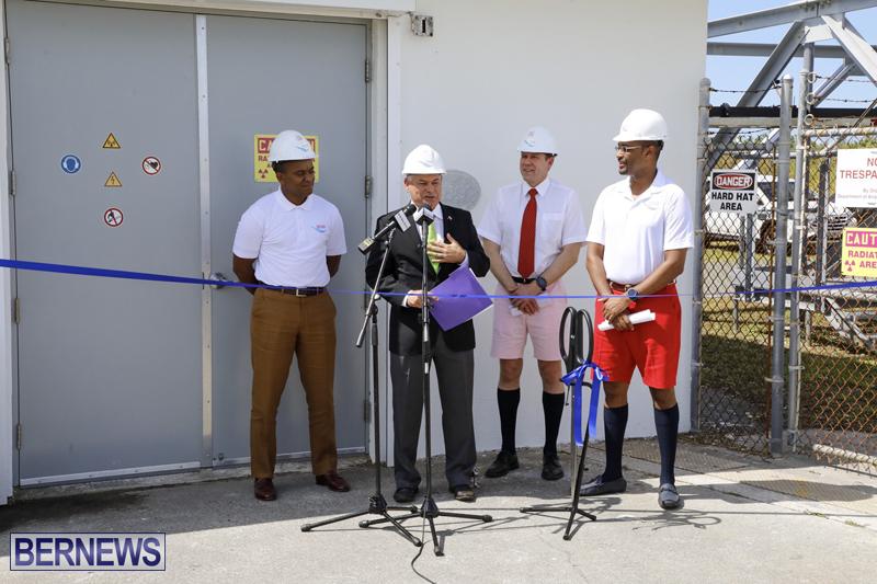 Weather Radar System Ribbon Cutting Ceremony Bermuda July 17 2019 (2)