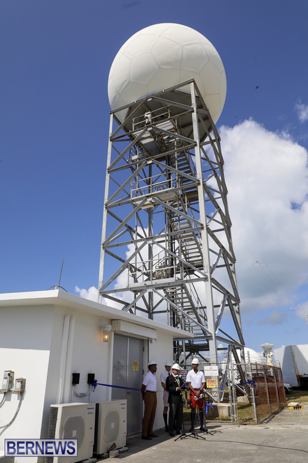 Weather Radar System Ribbon Cutting Ceremony Bermuda July 17 2019 (21)