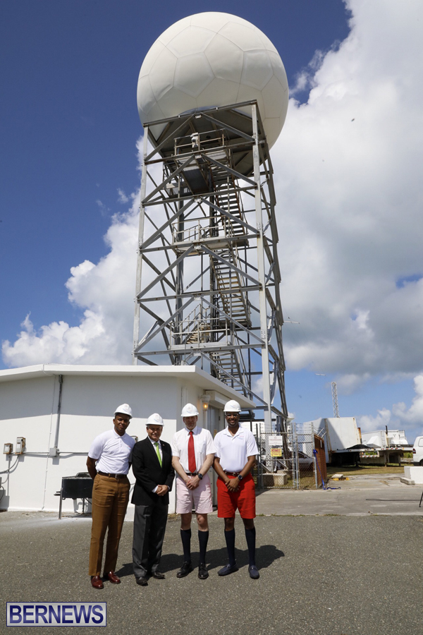 Weather Radar System Ribbon Cutting Ceremony Bermuda July 17 2019 (22)