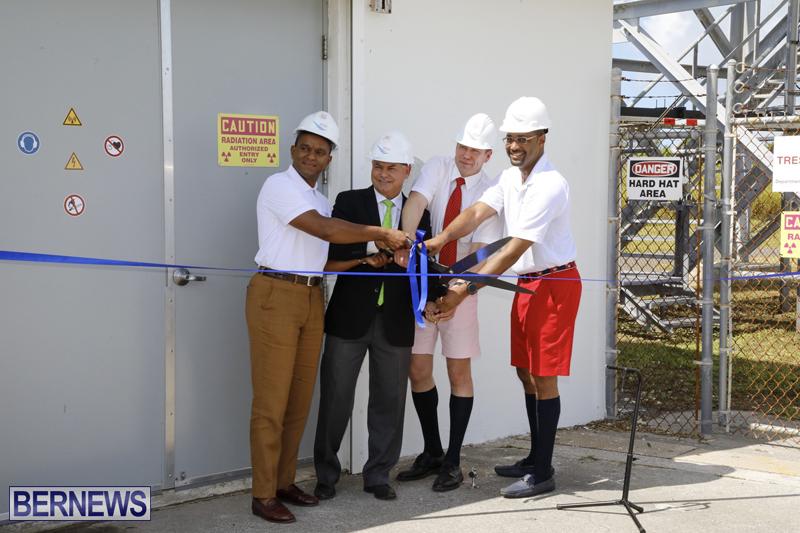 Weather Radar System Ribbon Cutting Ceremony Bermuda July 17 2019 (4)