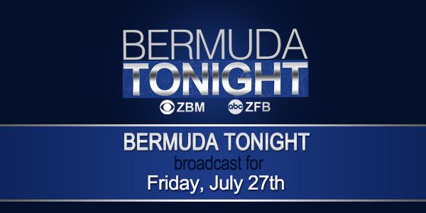 zbm 9 news Bermuda July 27 2018 tc