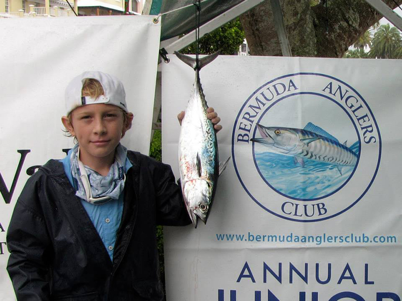 Annual Junior Fishing Tournament Bermuda Aug 2019