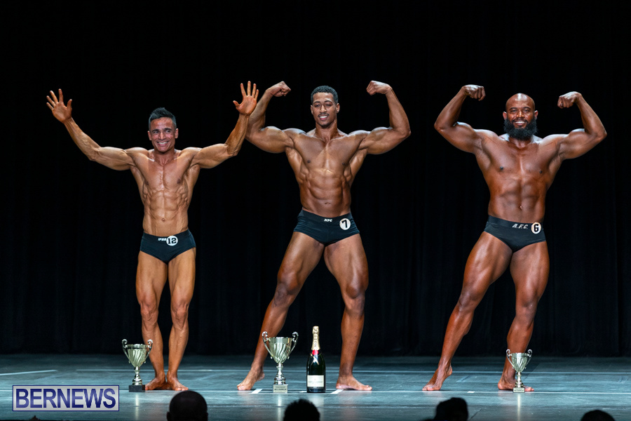 Bermuda BodyBuilding and Fitness Federation Night of Champions, August 10 2019-8442