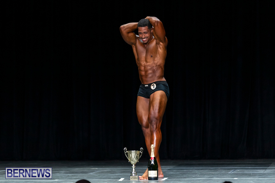 Bermuda BodyBuilding and Fitness Federation Night of Champions, August 10 2019-8448
