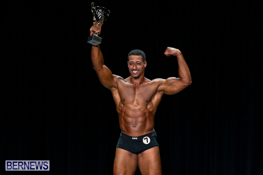 Bermuda BodyBuilding and Fitness Federation Night of Champions, August 10 2019-8469