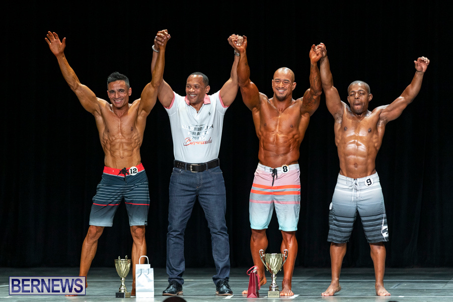 Bermuda BodyBuilding and Fitness Federation Night of Champions, August 10 2019-8602