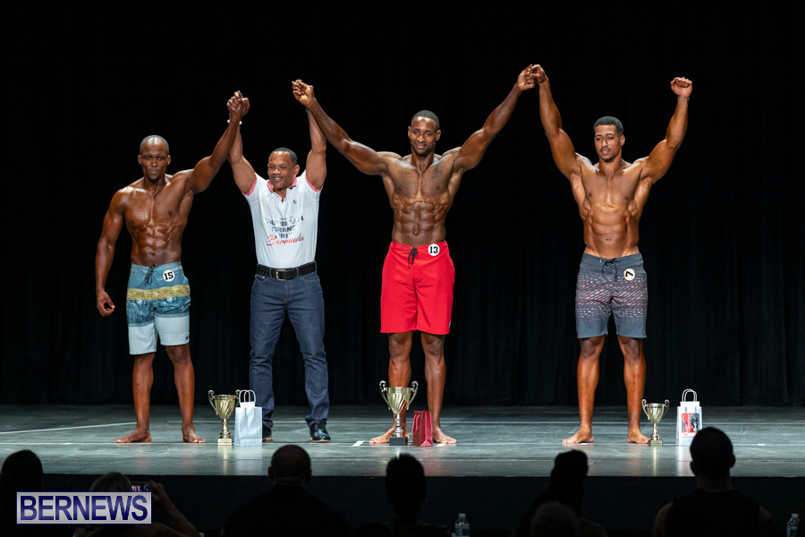 Bermuda BodyBuilding and Fitness Federation Night of Champions, August 10 2019-8790