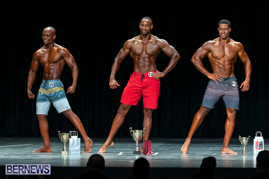 Bermuda BodyBuilding and Fitness Federation Night of Champions, August 10 2019-8795