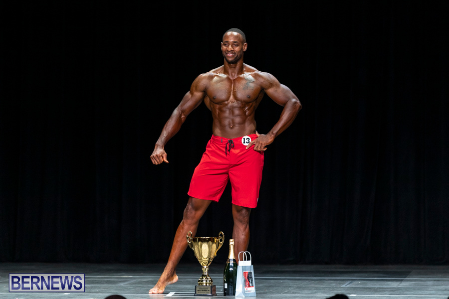 Bermuda BodyBuilding and Fitness Federation Night of Champions, August 10 2019-8875