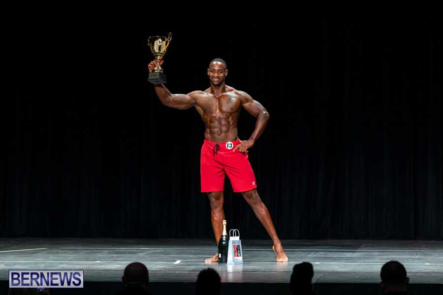 Bermuda BodyBuilding and Fitness Federation Night of Champions, August 10 2019-8887