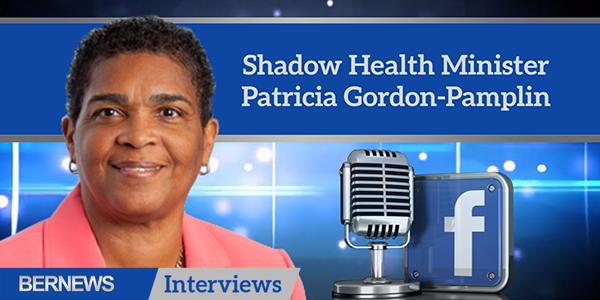 Bernews Interviews TC Shadow Health Minister Patricia Gordon-Pamplin
