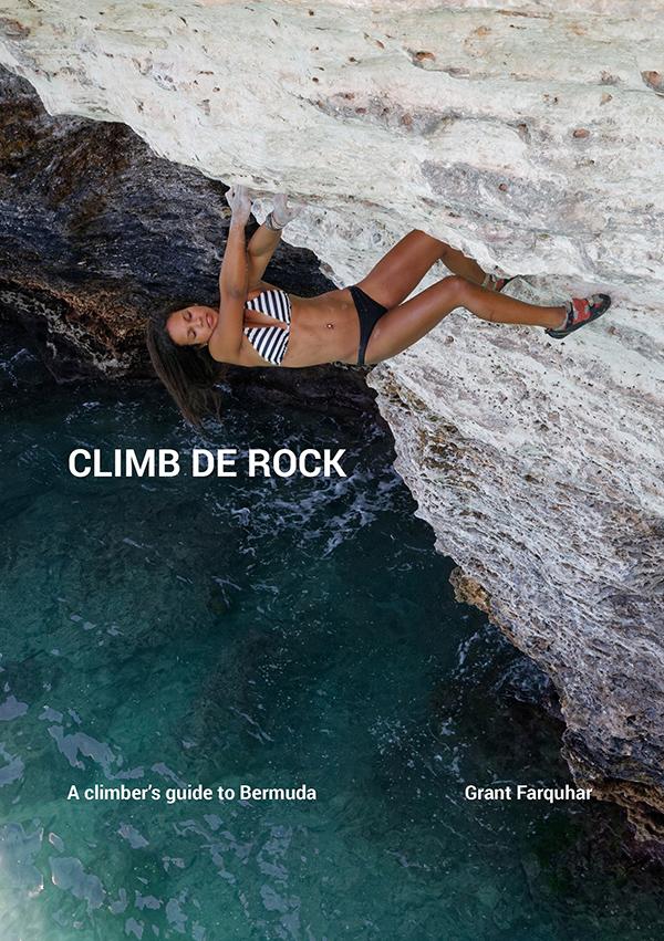 Climb De Rock Book Bermuda Aug 2019