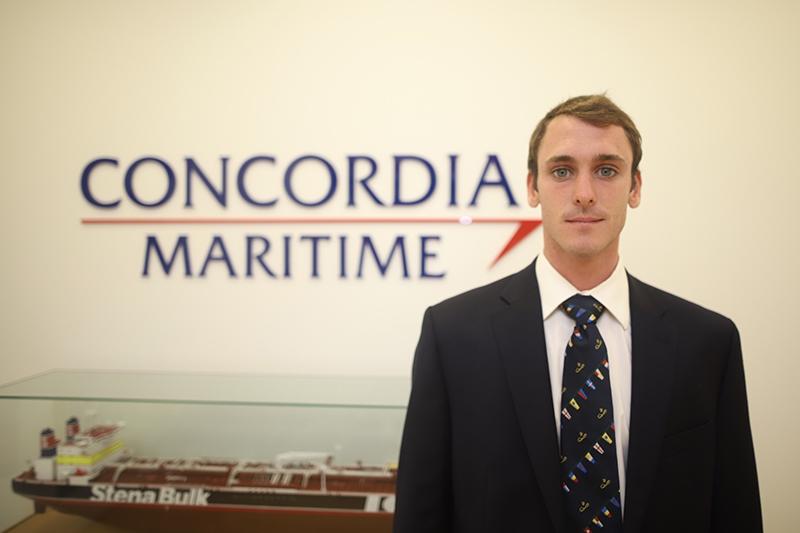 Concordia Scholar Hereward Dill Bermuda Aug 2019