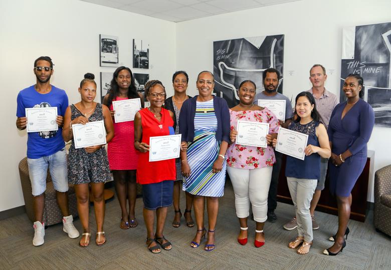 DWD Restaurant Server Programme Bermuda Aug 2019 (1)