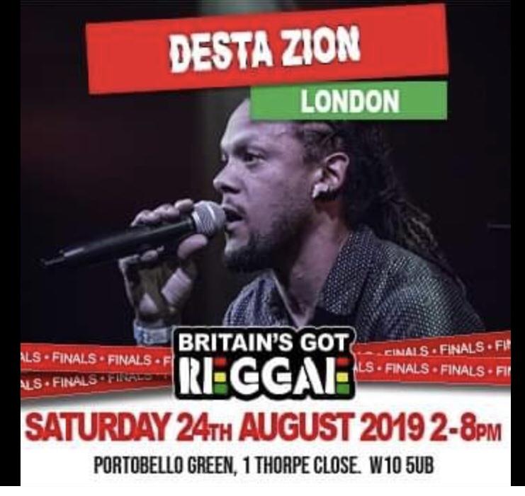 Desta Zion Wilson Bermuda Aug 2019