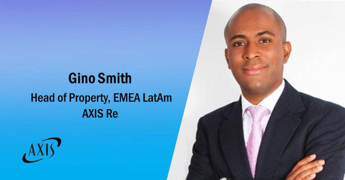 Gino Smith Axis Re Bermuda Aug 2019