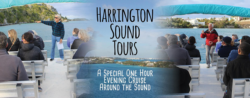 Harrington Sound Tours Bermuda Aug 2019