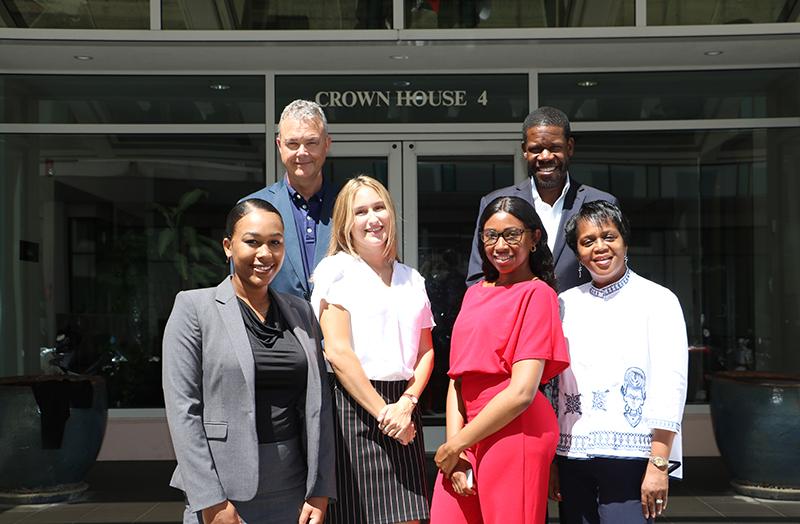 KPMG Scholarship Winners Bermuda Aug 2019