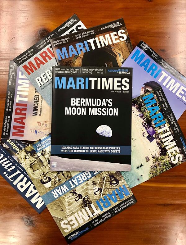 MariTimes Magazine Bermuda Aug 2019