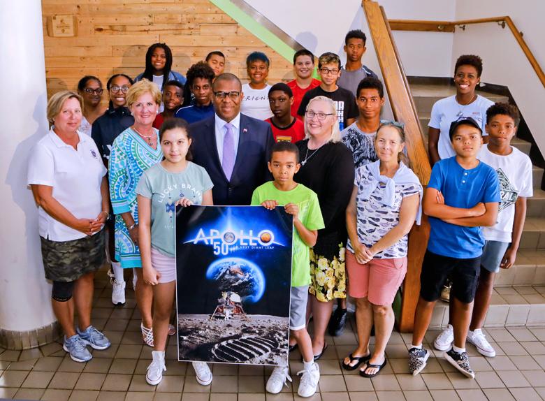NASA Space Camp Bermuda Aug 6 2019 (2)