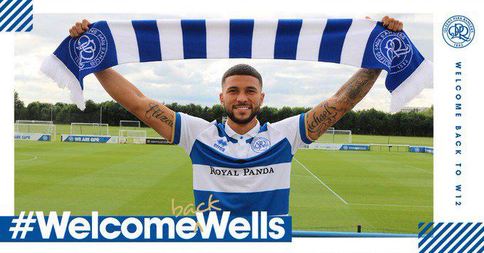 Nahki Wells Returns To QPR August 2019