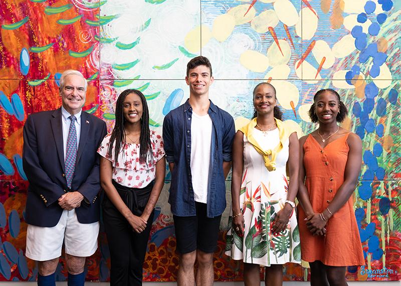 National Dance Foundation Awards Scholarships Bermuda Aug 2019 (1)