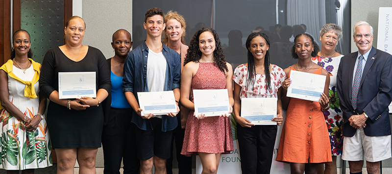 National Dance Foundation Awards Scholarships Bermuda Aug 2019 (3)