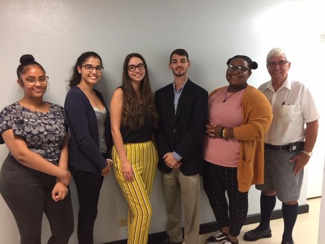 Paget Parish Scholarship Recipients Bermuda Aug 2019