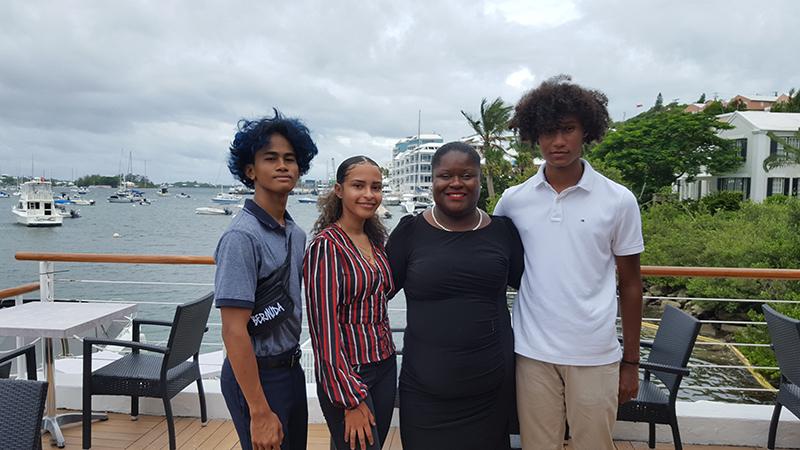 Pembroke Parish Council Awardees Bermuda August 12 2019 1
