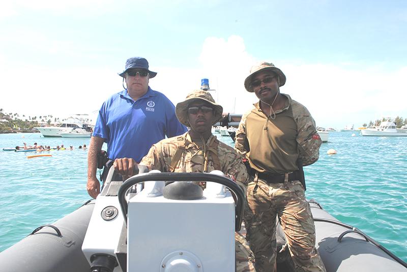 Regiment Bermuda August 5 2019 2