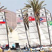 Sailing Bermuda Aug 2019