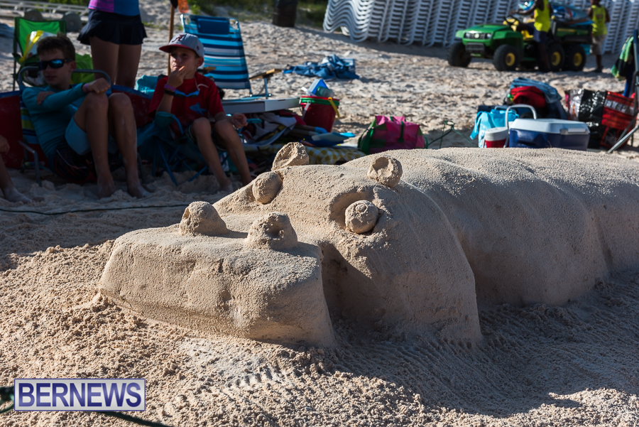 Sand Castle Competition Bermuda August 2019 (2)