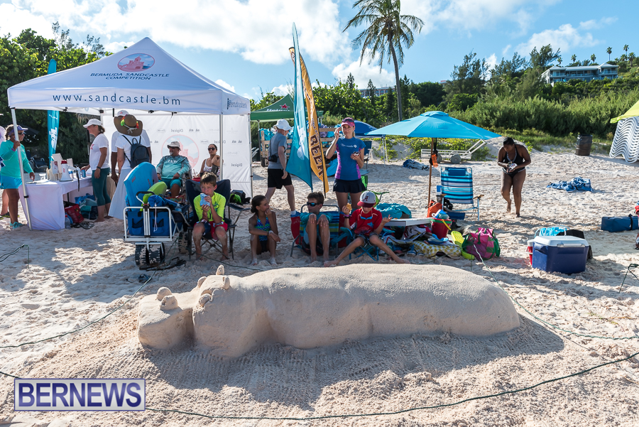 Sand Castle Competition Bermuda August 2019 (3)