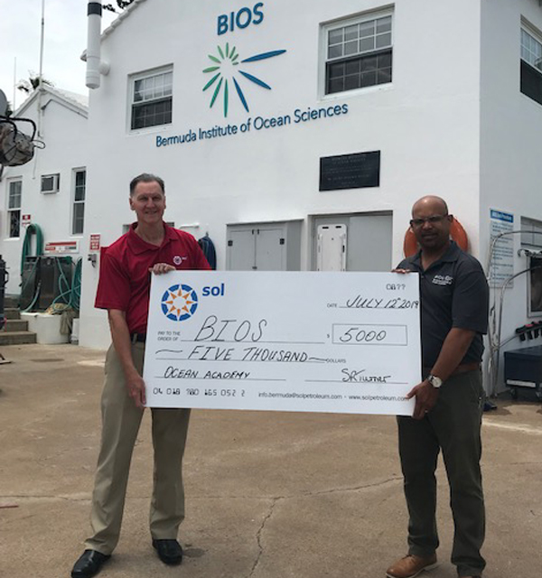 Sol Petroleum Supports BIOS Bermuda Aug 2019