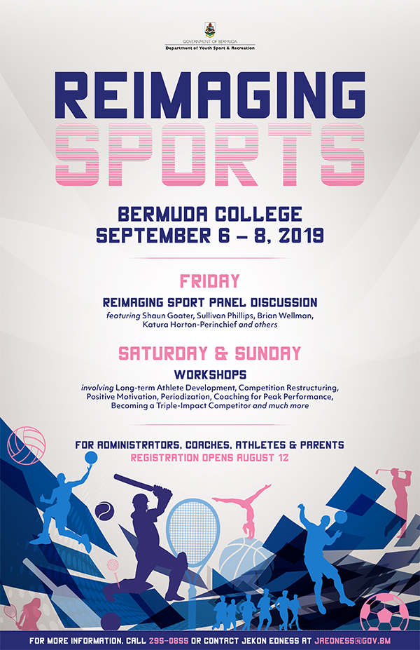 Sports Conference Bermuda Aug 2019