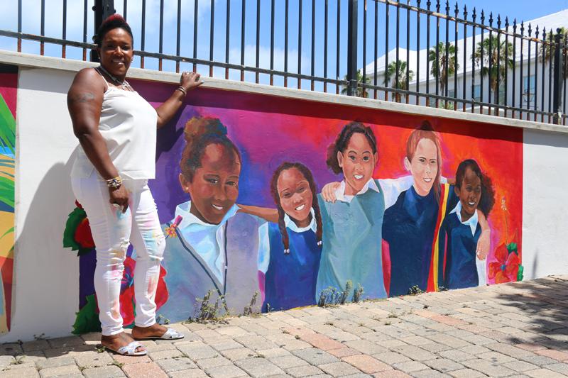 VIVID Public Art Initiative Bermuda Aug 2019 (2)