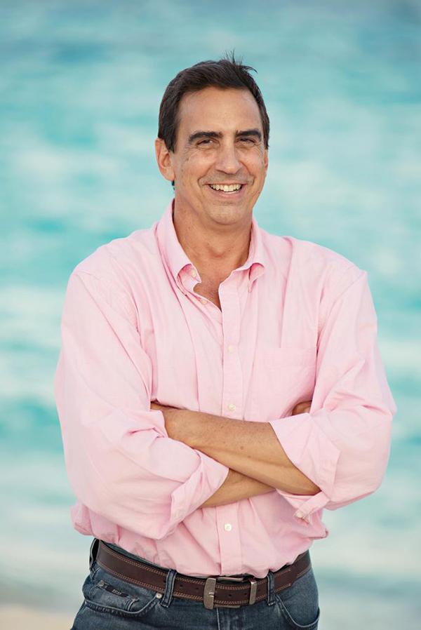 Victor Ruberry Bermuda Swim Team Aug 2019