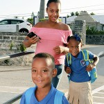 Back to School Elliot Primary Bermuda, September 10 2019 (1)
